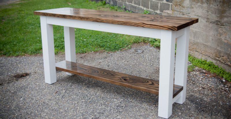Sofa Table Farmhouse Thumbnail 001