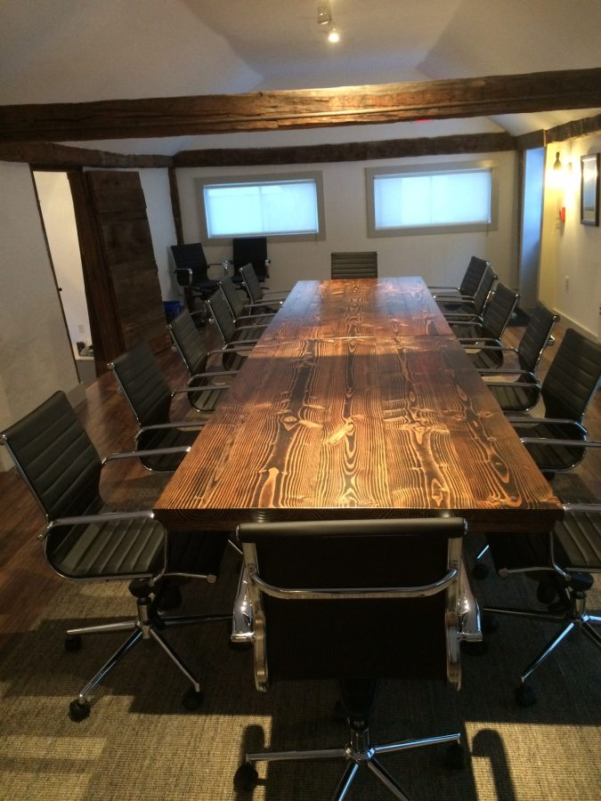 Industrial Conference Tables Emmorworks