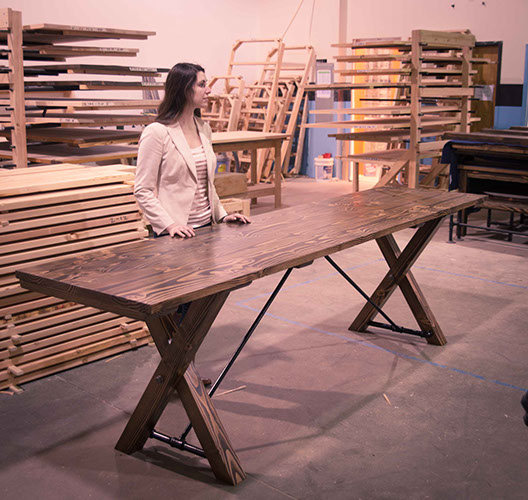 Trestle Style Conference Tables | Emmorworks