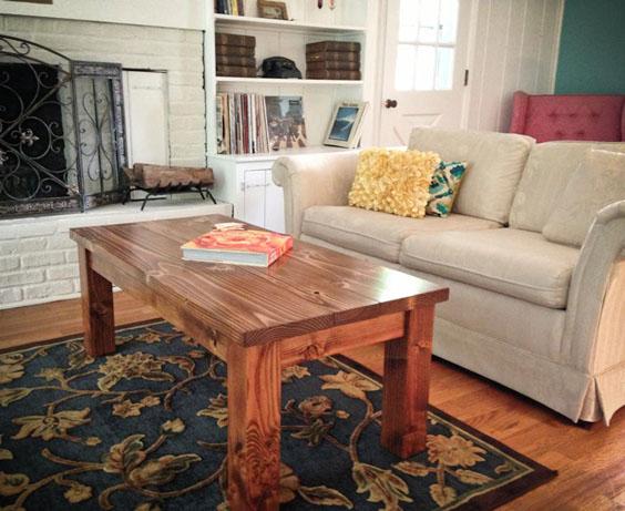 Fabulous Walden Pond Coffee Table Uwap Interior Chair Design Uwaporg