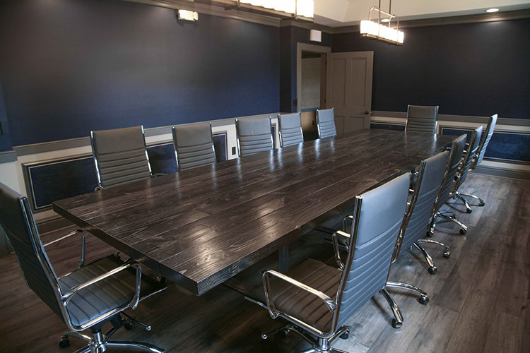 Turkish Steel Conference Tables Emmorworks - Gray conference table
