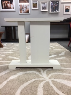 Double Pedestal Base Only