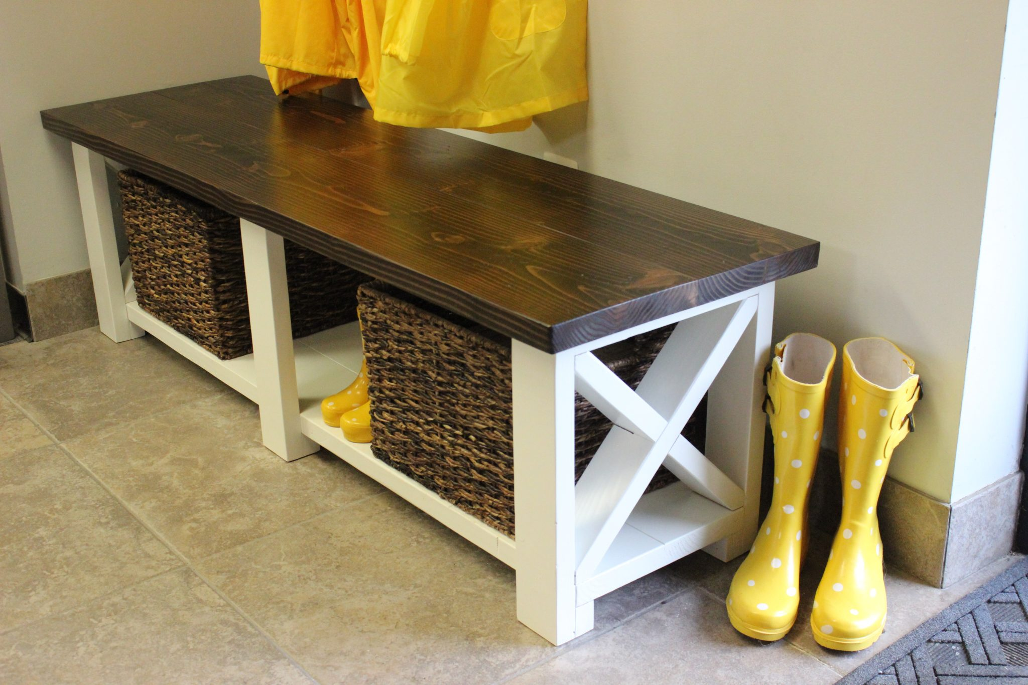 Storage And Entry Way Bench Mudroom Bench Emmor Works
