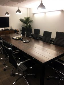 Farmhouse Conference Table Los Angeles