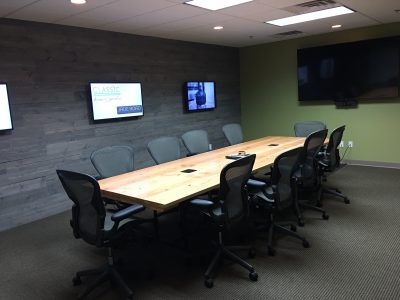 12' Industrial Conference Table